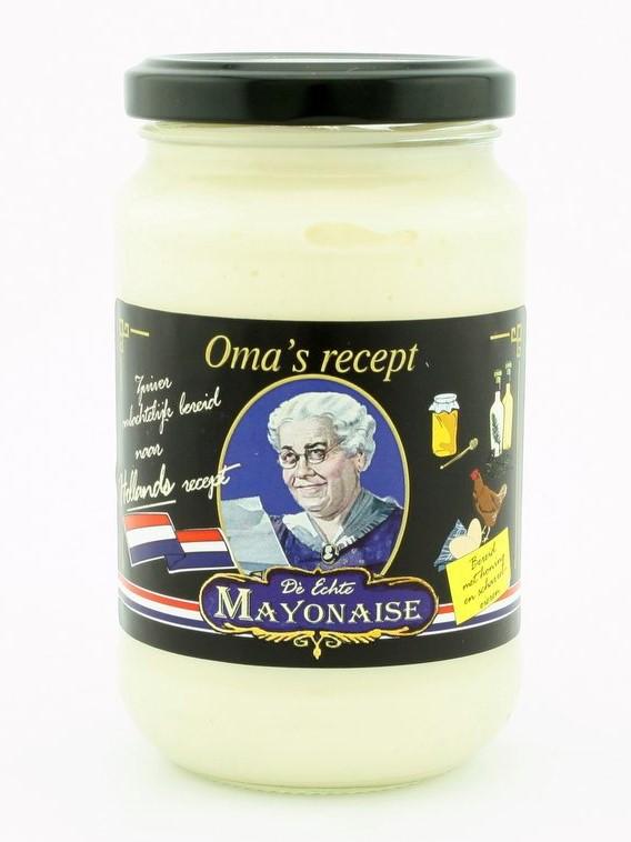 Mayonaise Hollands recept