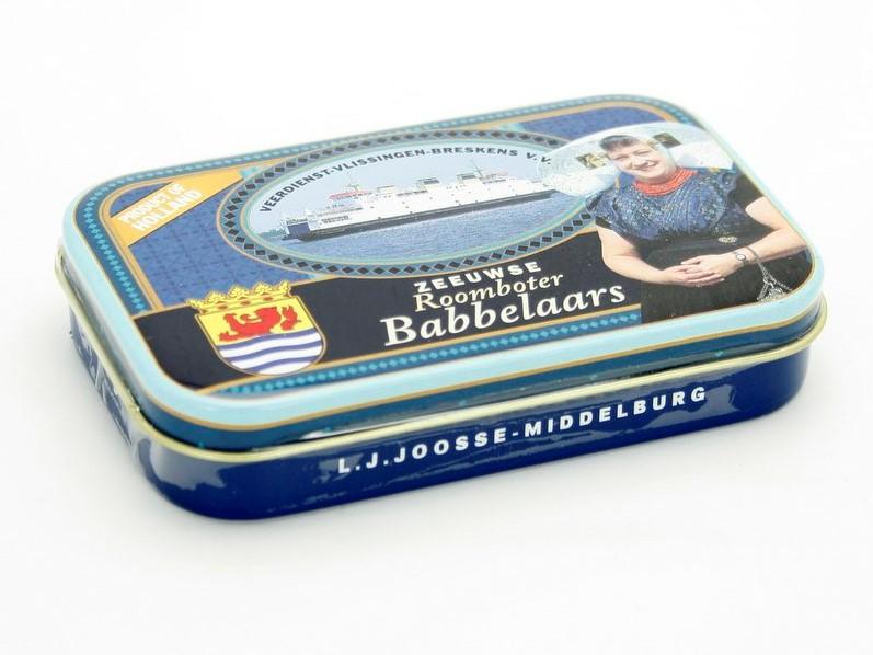 Babbelaars pocketblik boerin