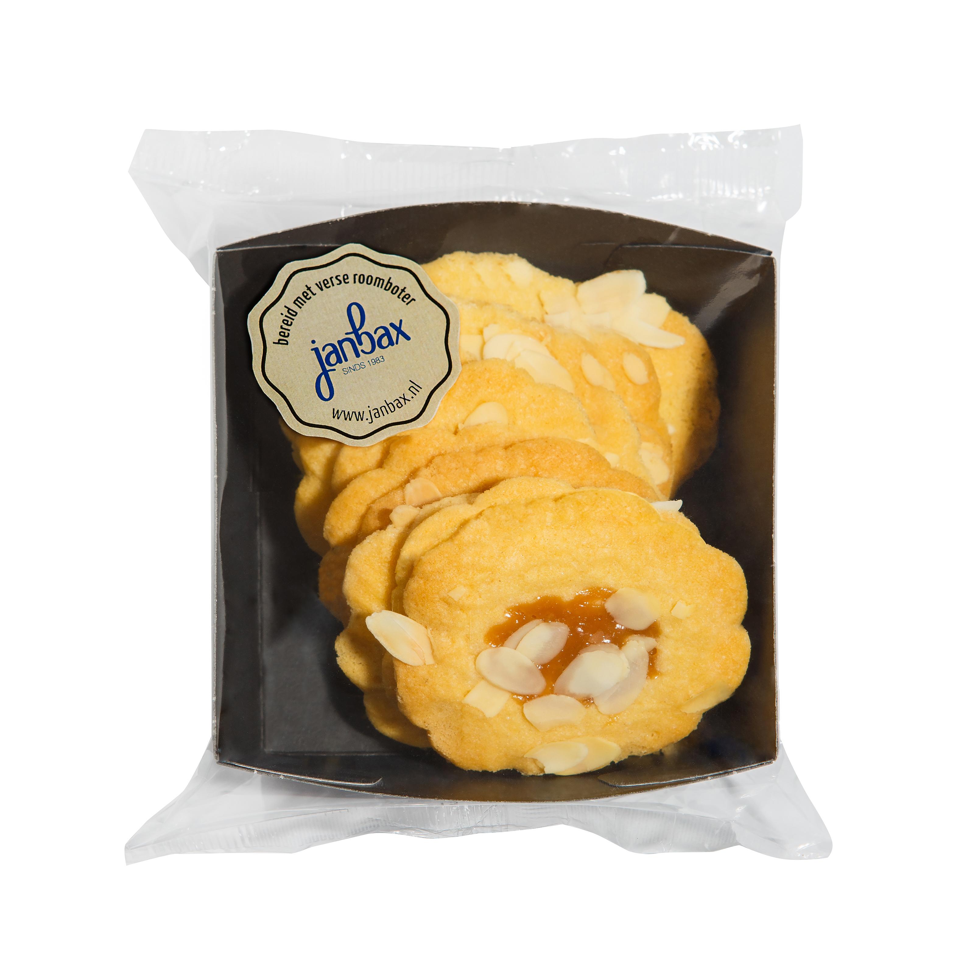 roomboterkoekjes carmello's [THT 4-6 mnd]