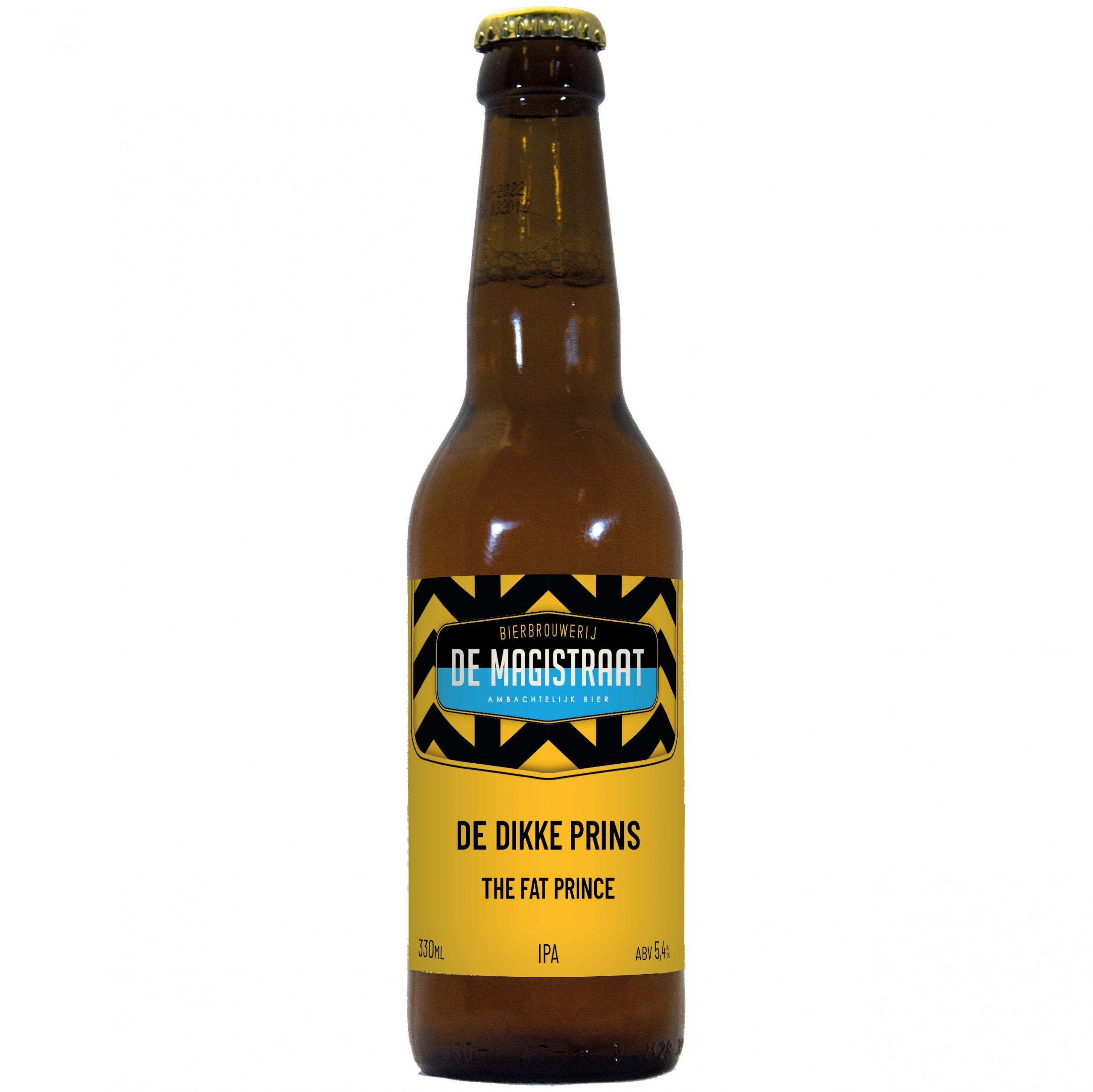 IPA bier 'De Dikke Prins' 5,5%