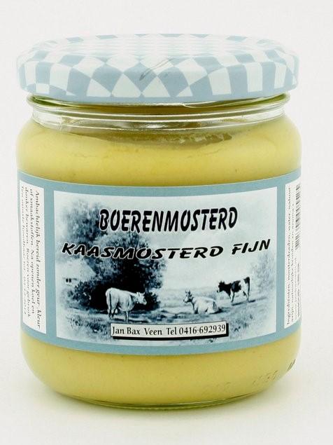 Boerenmosterd kaas/fijn