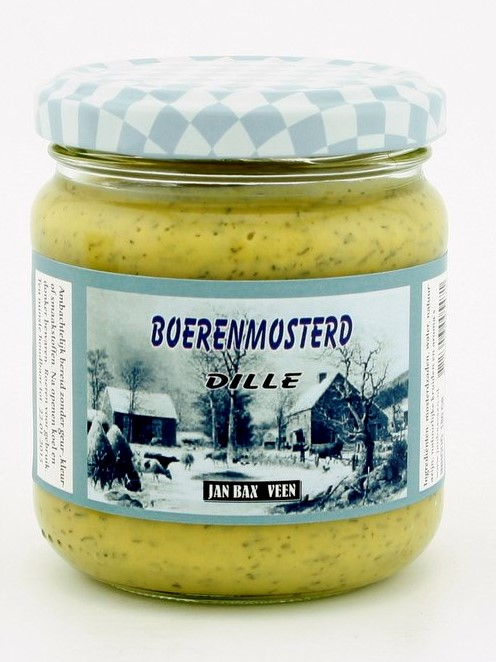 Boerenmosterd dille
